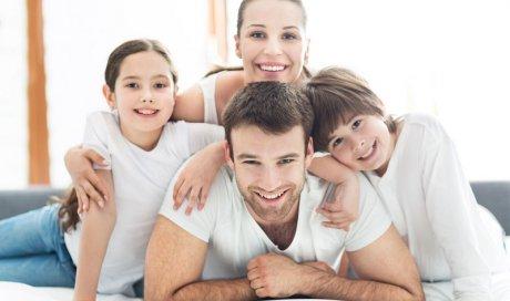 Le bonheur des sorties en famille