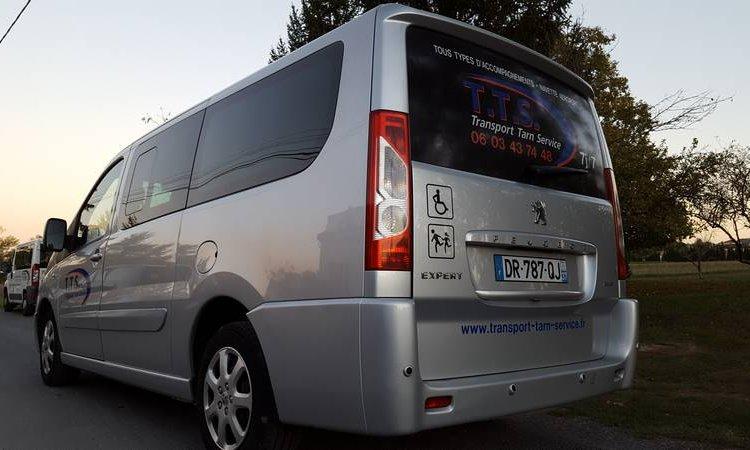 Transport spécialisé à Albi